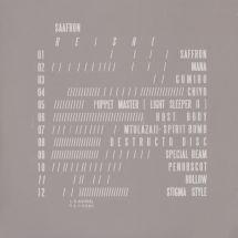 Saafron (Dakim) - Reishi [LP]