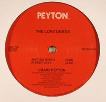 "Craig Peyton - The Love Demos [12""]"