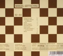 Manuel Gottsching - E2-E4 (35th Anniversary Edition) [CD]