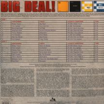 VA - Big Deal! (Weinberger Funk Library UK 1975-79) [LP]