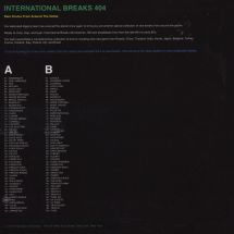 VA - International Breaks Vol.4 [LP]
