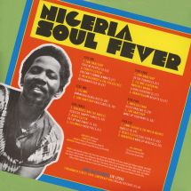 VA - Nigeria Soul Fever - Afro Funk, Disco and Boogie: West African Disco Mayem! [3LP]