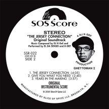 The Enforcers (K-Def & El Da Sensei) - The Jersey Connection (Instrumentals) [LP]