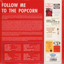 VA - Follow Me To The Popcorn [2LP]