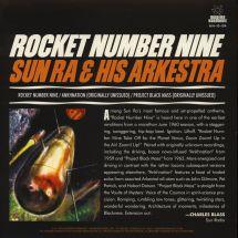 """Sun Ra and His Arkestra - Rocket Number Nine [10""""]"""