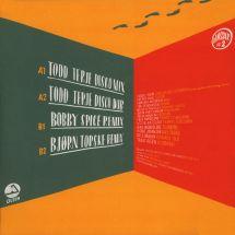 """Holm CPU - Fotspor (incl. Todd Terje & Bjorn Torske Remixes) [12""""]"""