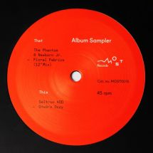 "The Phantom (Ptaki) - The Beginning Album Sampler [12""]"