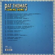 Pat Thomas - Coming Home: Original Ghanaian Highlife & Afrobeat Classics 1967-1981 [3LP+2CD]