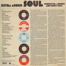 VA - Extra Added Soul: Crossover, Modern And Funky Soul [2LP]