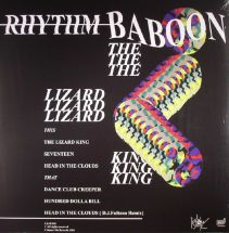 "Rhythm Baboon - The Lizard King EP [12""]"