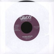 "Can/ Silver Apples - Vitamin C/ Lovefingers [7""]"