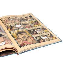 Ed Piskor - Hip Hop Family Tree Vol. 4 [komiks]