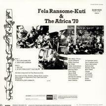 Fela Kuti / The Africa 70 - Afrodisiac
