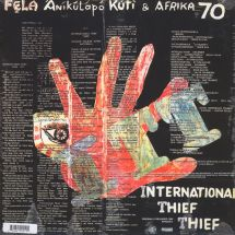 Fela Kuti & The Africa 70 - International Thief Thief (ITT) [LP]