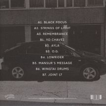 Yussef Kamaal / Yussef Dayes / Kamaal Williams - Black Focus