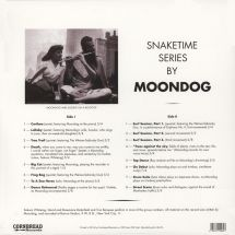 Moondog - Snaketime Series [LP]