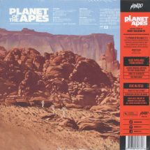 Jerry Goldsmith - Planet Of The Apes OST [2LP]