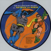 Sun Ra & The Blues Project - Batman & Robin OST (picture disc) [LP]