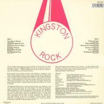 Winston Jarrett & Horace Andy - Kingston Rock (Earth Must Be Hell) [LP]