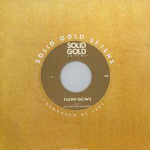 """Danny Brown - Dance (14KT RMX) [7""""]"""