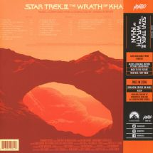 James Horner - Star Trek II/ The Wrath Of Khan OST (Expanded Remaster) [2LP]