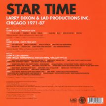 Larry Dixon & LAD Productions Inc. - Star Time 4LP Boxset [4LP]