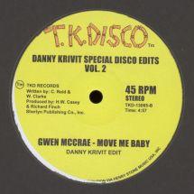 """VA - Danny Krivit Special Disco Edits Vol.2 [12""""]"""