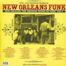 VA - New Orleans Funk Vol.4: Voodoo Fire In New Orleans 1951-77 [2LP]