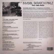 Invisibl Skratch Piklz - The 13th Floor (White Vinyl Edition) [2LP]