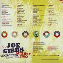 Joe Gibbs - Scorchers From The Mighty Two (Reggae Anthology) [2LP]