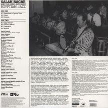 Salah Ragab & The Cairo Jazz Band - Egyptian Jazz [LP]