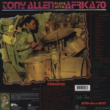 Tony Allen / Afrika 70 - Progress