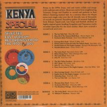 VA - Kenya Special - Selected East African Recordings From The 1970s &