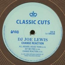 """DJ Joe Lewis - Change Reaction [12""""]"""
