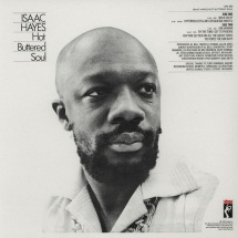 Isaac Hayes - Hot Buttered Soul [LP]