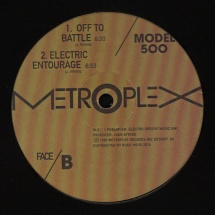 "Model 500 - Sound Of Stereo/ Off To Battle [12""]"