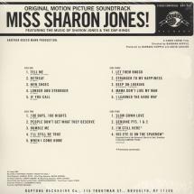Sharon Jones & The Dap Kings  - Miss Sharon Jones! OST [2LP]