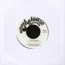 Sylvia Striplin - Give Me Your Love/ You Can