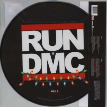 "Run DMC - Christmas In Hollies/ Peter Piper (picture disc) [12""]"