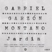 Gabriel Garzon-Montano - Jardin