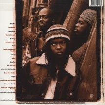 Fugees - Blunted On Reality [LP]
