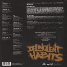 Delinquent Habits - Delinquent Habits [2LP]