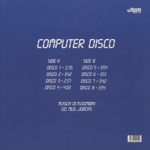 Marcello Giombini - Computer Disco [LP]