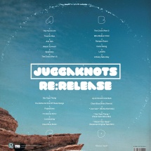 Juggaknots - Re:Release (Blue Vinyl Edition) [2LP]
