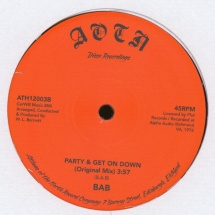 "BAB - Party & Get on Down [12""]"