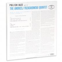 Andrzej Trzaskowski Quintet - The Andrzej Trzaskowski Quintet [LP]