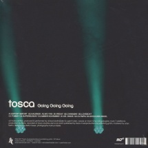 Tosca - Going Going Going [2LP+CD]
