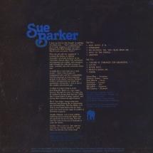 Sue Barker - Sue Barker [LP]