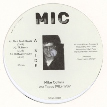 Mike Collins - Lost Tapes 1983-1989 [LP]