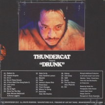 Thundercat - Drunk [CD]